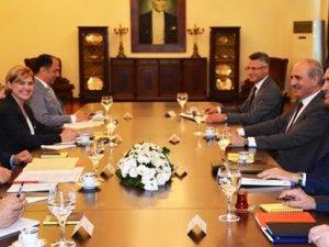 Koalisyon görüşmelerinde kritik hafta
