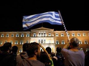 Yunanistan borsasında sert düşüş