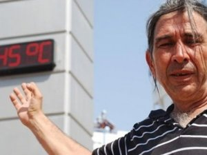 Sıcak hava öldürüyor