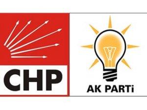 CHP-AKP son koalisyon toplantısı bitti