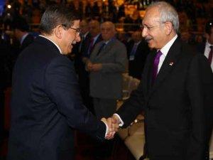 Koalisyon için gözler AKP- CHP liderlerinde