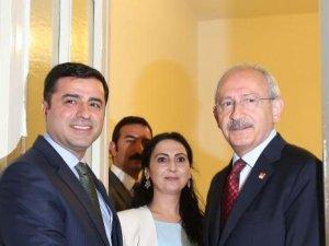 CHP-HDP görüşmesinde neler konuşuldu?