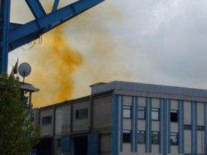 Tuzla'da nükleer sızıntı alarmı!
