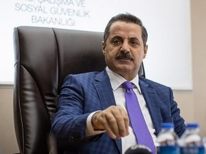 Çalışma ve Sosyal Güvenlik Bakanı Faruk Çelik: MHP ile 2 kez görüştük