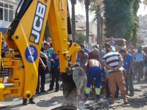 İş cinayetleri bitmiyor: Kuşadası'nda 2 işçi öldü!