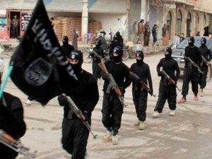 'IŞİD Suriye'nin Karyatayn şehrini ele geçirdi'
