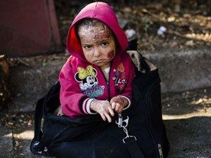 Mülteci sorunun simgesi oldu: Dünya bu çocuğu arıyor