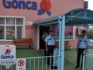 Polis Zonguldak'ta kreş araması yaptı!
