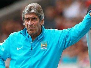 Manchester City'den Pellegrini sürprizi!