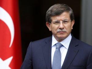 Davutoğlu, partisinin MYK üyeleriyle bir araya geldi