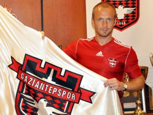 Gaziantepspor'a La Liga'dan golcü!