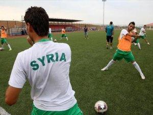 Suriye Milli Takımı artık Mersin'de!
