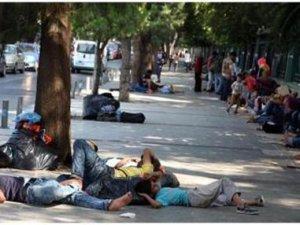 İzmir'i sıkıntıya sokan manzara