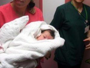 Fethiye'de sokağa terk edilmiş bebek bulundu