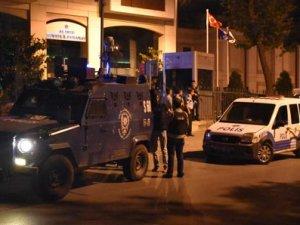AK Parti İstanbul İl Başkanlığına silahlı saldırı