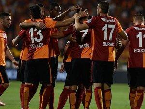 Galatasaray 1-0 Bursaspor