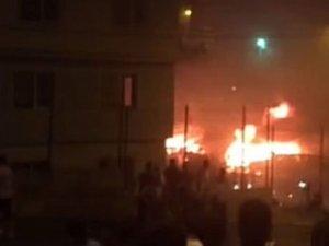 İstanbul Sultanbeyli'de karakola saldırı: 1 polis şehit oldu!