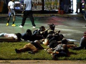 ABD'de Ferguson çatışması