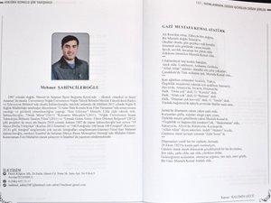 """Mehmet Şahincileroğlu'nun """"Gazi Mustafa Kemal Atatürk"""" şiiri """"Atatürk Şiirleri Anatolojisi – 1"""" kitabında yayımlandı"""