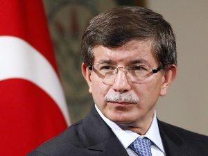 Davutoğlu: Suriye'de güvenli bölge gerek