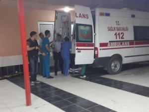 Mardin'de Hükümet Konağı'na saldırı