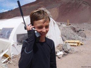 12 yaşında Everest denemesi