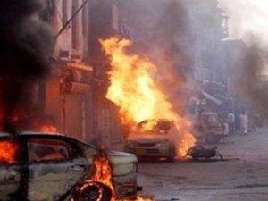 Bağdat'ta bombalı saldırı; 60 ölü, 200 yaralı!