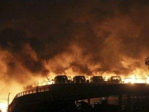 Çin'de büyük patlama: En az 20 ölü