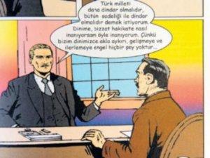 Genelkurmay'dan 'Atatürk ve Laiklik' çizgi romanı