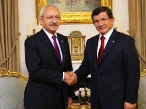 Davutoğlu ve Kılıçdaroğlu son kez konuşuyor