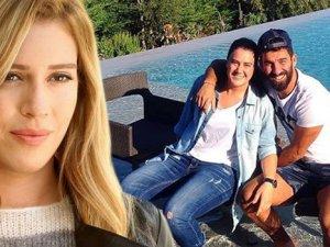 Arda Turan Sinem Kobal'ın teyze kızı ile Barselona'da buluştu