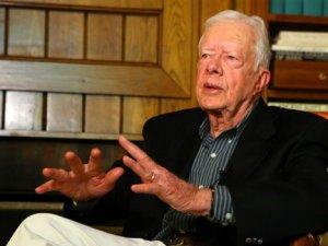 Jimmy Carter kanser olduğunu açıkladı