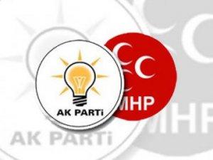 AKP, MHP ile görüşecek