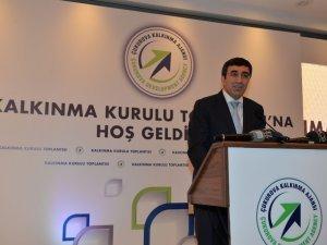 Kalkınma Bakanı Cevdet Yılmaz, Mersin'i ziyaret etti