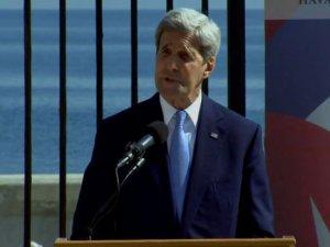 ABD'nin Havana Büyükelçiliği'nde 54 yıl sonra bir ilk