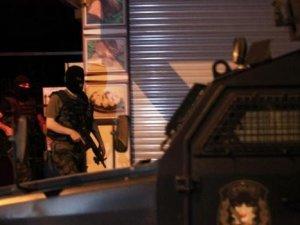 İstanbul'da 13 ilçede terör operasyonu