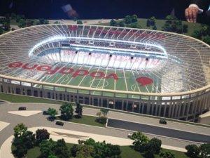 Beşiktaş Vodafone Arena inşaatı durduruldu