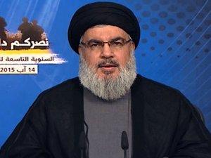 Nasrallah'tan Ankara'ya eleştiri