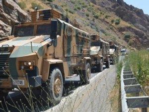Bingöl'de askeri araca mayınlı tuzak; 3 şehit 6 yaralı