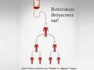 Korkuteli'de 3 Günde 114 Ünite Kan Bağışı