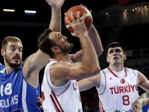 Türkiye: 73 Yunanistan: 64