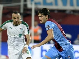 Trabzonspor 1-0 Bursaspor