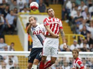 Tottenham 2 - 2 Stoke City