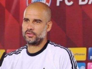 ''Pep Bayern'den ayrılacak''