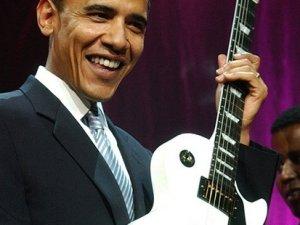 Obama favori müziklerini paylaştı