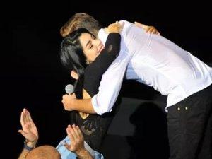 Murat söyledi, Merve ağladı
