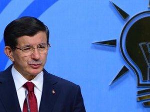Davutoğlu, Bahçeli görüşmesi sonrası açıklama yaptı