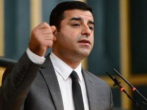 Selahattin Demirtaş'tan referandum teklifi