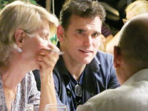 Ferzan Özpetek Matt Dillon ile anlaştı