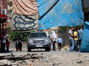Silvan'da çatışma: 1 kişi öldü